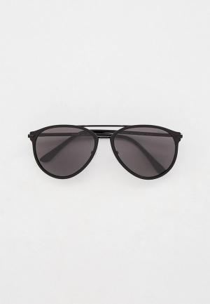 Очки солнцезащитные Prada PR 51WS 07F731. Цвет: черный
