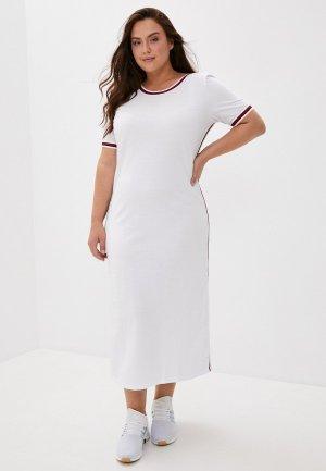Платье El Fa Mei. Цвет: белый