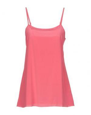 Майка P.A.R.O.S.H.. Цвет: розовый