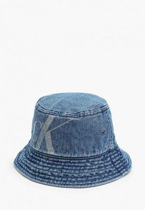 Панама Calvin Klein Jeans. Цвет: синий