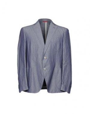 Пиджак SIVIGLIA. Цвет: синий