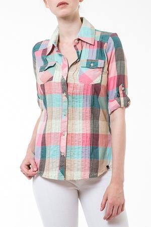 Рубашка Dept. Цвет: мультицвет