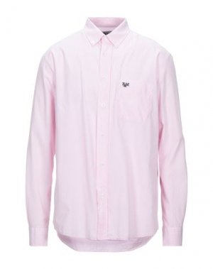 Pубашка FRANKLIN & MARSHALL. Цвет: розовый