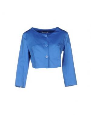 Пиджак EDAS. Цвет: синий