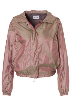 Куртка Jet Set. Цвет: зеленый