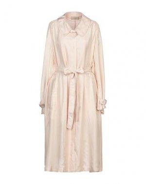 Легкое пальто MAISON FLÂNEUR. Цвет: светло-розовый