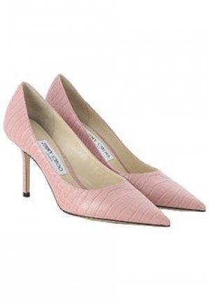 Туфли JIMMY CHOO. Цвет: розовый