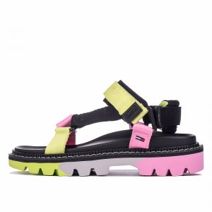Color Pop Sandals Tommy Jeans. Цвет: разноцветный