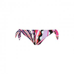Плавки-бикини Emilio Pucci. Цвет: розовый