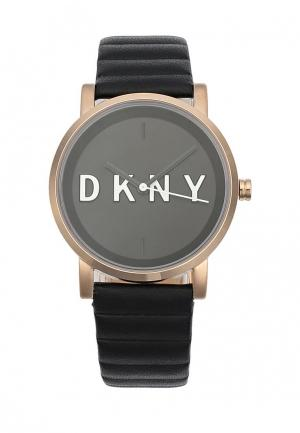 Часы DKNY NY2633. Цвет: черный