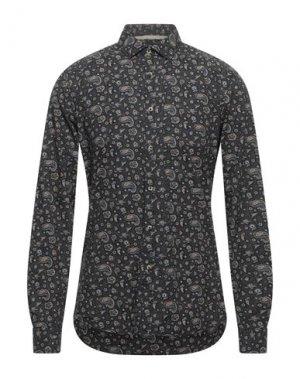 Pубашка CINQUE. Цвет: черный