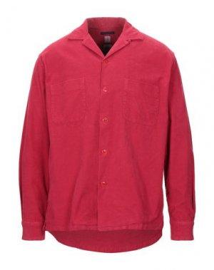 Pубашка EAST HARBOUR SURPLUS. Цвет: красный