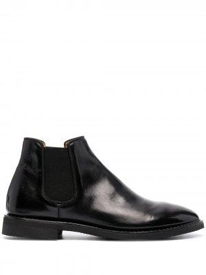Ботинки челси Alberto Fasciani. Цвет: черный
