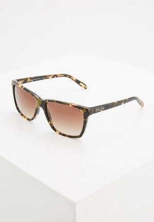 Очки солнцезащитные Ralph Lauren RA5141 905/13. Цвет: коричневый