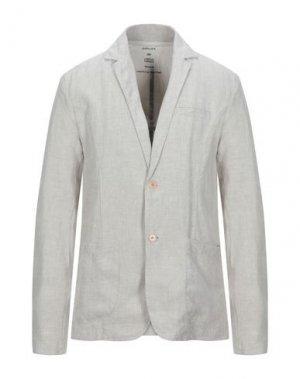 Пиджак OSKLEN. Цвет: светло-коричневый
