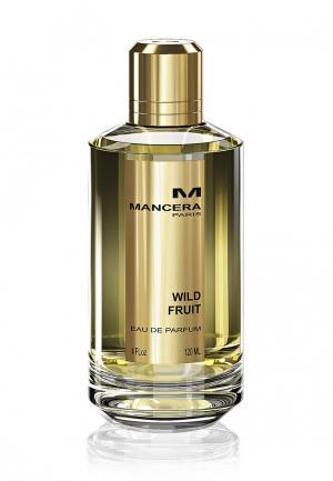 Парфюмерная вода Mancera WILD FRUITS 60 мл. Цвет: золотой