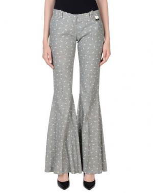 Повседневные брюки CELYN B.. Цвет: светло-зеленый