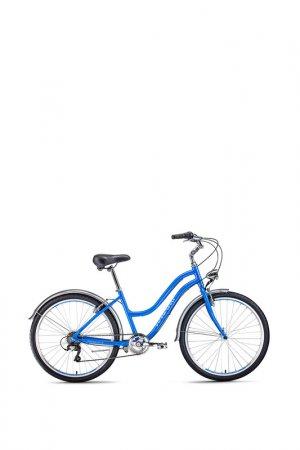 Вело Forward. Цвет: синий, белый