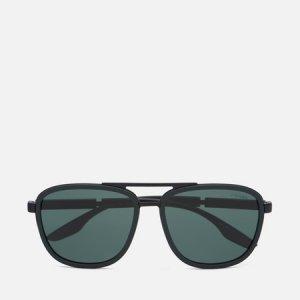 Солнцезащитные очки 50XS-01P03I-3N Prada Linea Rossa. Цвет: чёрный