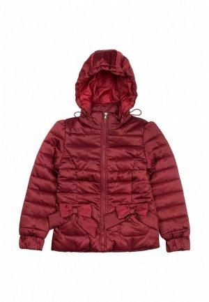 Куртка утепленная Born. Цвет: бордовый
