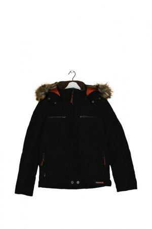 Куртка Camel Active. Цвет: черный