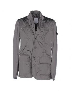 Пиджак PEUTEREY. Цвет: свинцово-серый