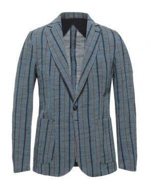 Пиджак NEILL KATTER. Цвет: грифельно-синий