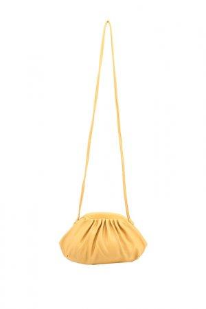 Сумка кросс-боди Evita. Цвет: желтый