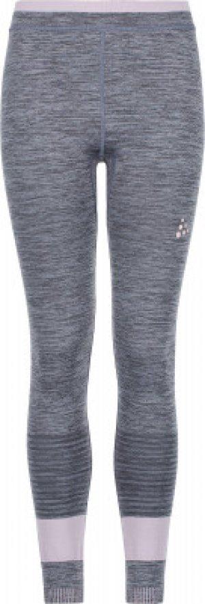 Термобелье низ для девочек Fuseknit Comfort, размер 158-164 Craft. Цвет: серый
