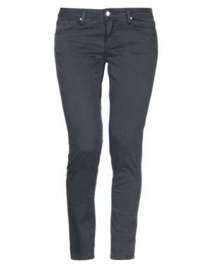 Повседневные брюки MICHAEL COAL. Цвет: свинцово-серый
