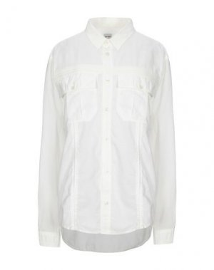 Pубашка JET SET. Цвет: белый