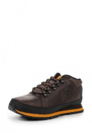 Кроссовки New Balance H754. Цвет: коричневый