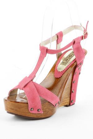 Туфли Gioie Italiane. Цвет: розовый