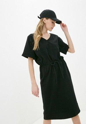 Платье G-Star. Цвет: черный