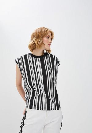 Блуза Cheap Monday. Цвет: черный