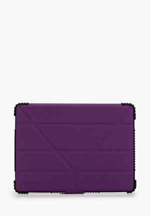 Чехол для iPad Capdase противоударный, BUMPER FOLIO Flip Case Apple 10.2 (2019). Цвет: фиолетовый