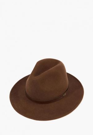 Шляпа Christys. Цвет: коричневый