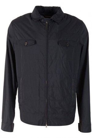 Куртка Cortigiani. Цвет: темно-синий