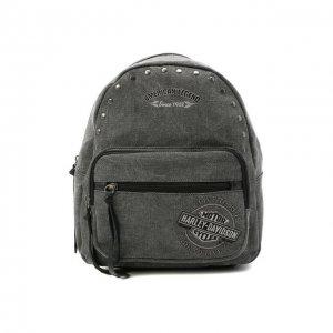 Рюкзак Harley-Davidson. Цвет: серый