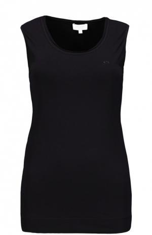 Майка Escada Sport. Цвет: черный