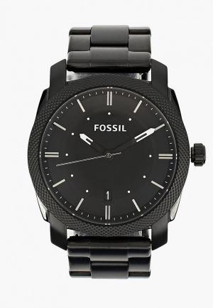 Часы Fossil FS4775. Цвет: черный