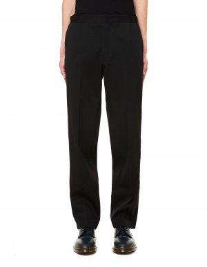 Классические брюки с молниями Vetements