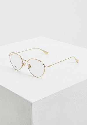 Оправа Christian Dior DIORSTELLAIREO2 J5G. Цвет: золотой