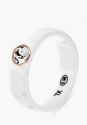 Кольцо Mademoiselle Jolie Paris Ceramique mini. Цвет: разноцветный