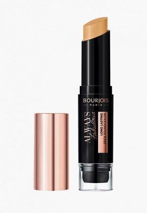 Тональный крем Bourjois Always Fabulous Foundcealer Stick, 420 Honey Beige, 9 мл