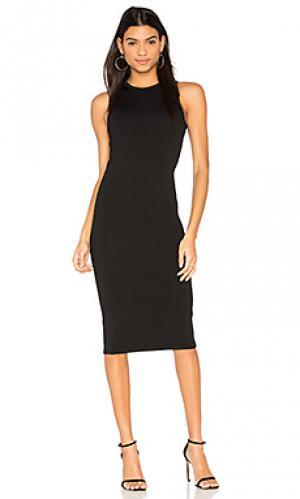 Платье ainsley Finders Keepers. Цвет: черный