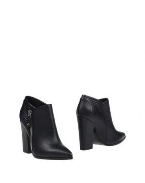 Ботинки GREY MER. Цвет: черный
