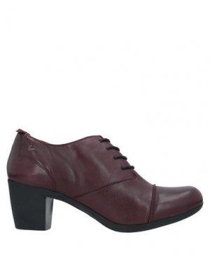 Обувь на шнурках KHRIO'. Цвет: какао