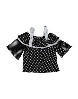 Блузка ELSY. Цвет: черный