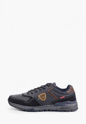 Кроссовки Dunlop. Цвет: синий